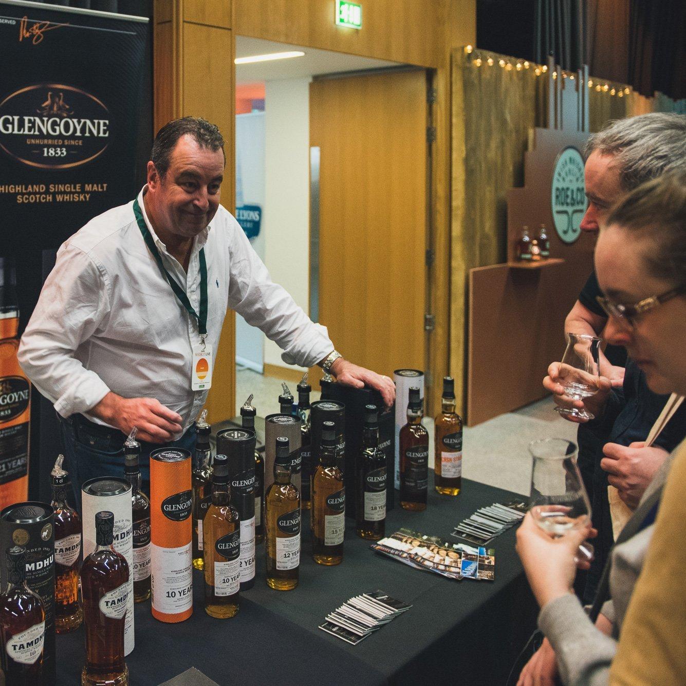 Irish Whiskey Tasting Events