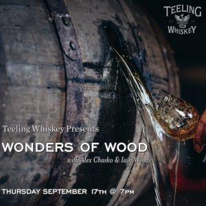 Teeling - Wonders of Wood